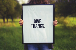 Give Thanks A